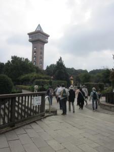 麻溝公園展望台3656